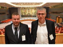 Lærere fra Alta på studietur til FN i New York