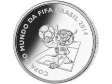 Fotbolls VM - minnesmynt