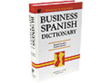 Peter Collin Business Spanish Dictionary, engelsk-spansk och spansk-engelsk