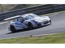 Ola Nilsson - Porsche Carrera Cup - Ring Knutstorp