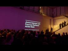 Stockholms konst prisutdelning