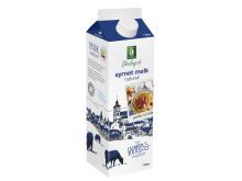 Coop Änglamark syrnet melk