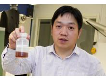 Yijun Shi, forskare maskinelement vid Luleå tekniska universitet