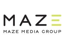 Maze Media logotype