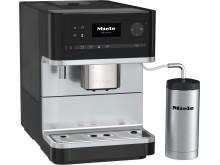 Miele kaffemaskin CM6 obsidiansvart