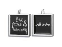 Berlock Love, Peace & Harmony – Allt är bra.