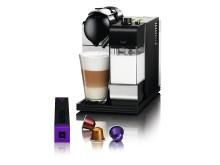 Nespresso Lattissima+ kaffemaskine Ice Silver
