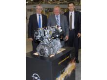 Åtta miljoner motorer från Szentgotthárd