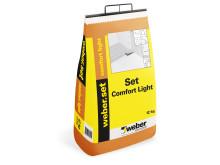 Set Comfort Light - ny universalfästmassa från Weber