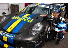 Ola Nilsson/Thomas Karlsson. Swedish GT 2015. Ring Knutstorp 3