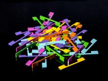 Färgglada handtag - ZOO-kollektionen