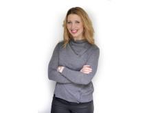 Lina Skandevall är Lakritsfestivalens konferencier 2015