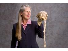 Den amerikanska hjärnforskaren Jill Bolte Taylor