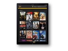 Oversikt over filmer på IPad
