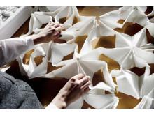 Interaktiva textilier
