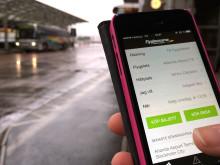Flygbussarnas ny app