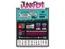 Junkfest 2009 - Gratisfestival i Trollhättan!
