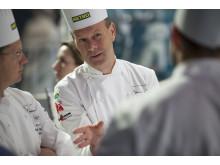 Fredrik Eriksson, Långbro värdshus, tävlingsansvarig i Bocuse d'Or Europe