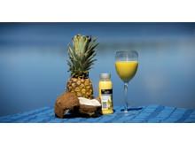 Coop Smak forskjellen smoothie med ananas og kokos