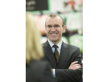 Sir Terry Leahy, huvudtalare vid Guldnyckeln 2013