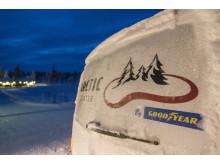 Goodyear Arctic Center_car logo