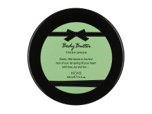 Body Care Fresh Green Body Butter