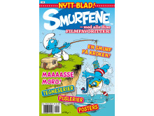 Cover til Smurfene nr 1