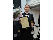 Sofia Castensson - Årets Lily Bollinger