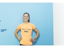 Frida Michold- TEAM ASICS GO RUN IT
