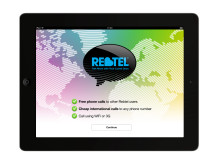 5. Rebtel 2.0 for iPad 4