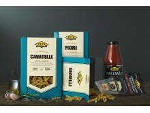 Una Pasta Classica, en ny pastaserie från Zeta
