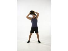 Paolo Roberto, Motimate, ger råd om träning och god kosthållning
