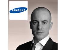 Dan Saunders, Samsung Electronics Europe
