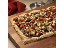 Hunt's tomatsåser på pizza