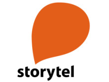 Storytel logo webb
