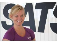 Randi Christensen Solberg, ansvarlig gruppetrening SATS Norge