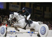 Ridsport - Emma Emanuelsson vann Volkswagen Grand Prix