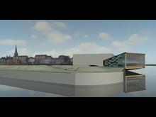 Havnebakkerne visualisering