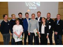 Stipendiater Sparbanksstiftelsen Kronan 2014