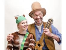 Pettson och Findus - Sven Hedman och Fanny Wistrand