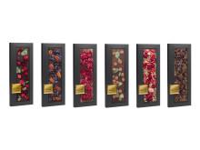 Artisan chocolate tablet-choklad med lakrits
