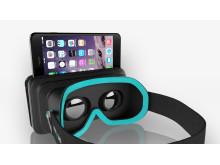 Moggles VR-headset - produktbild