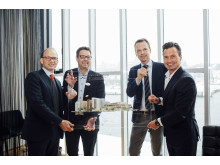 Nordic Choice Hotels kommer driva Midrocs nya kongress/hotell i Helsingborg