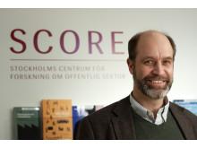 Staffan Furusten, docent i företagsekonomi och föreståndare för Score.