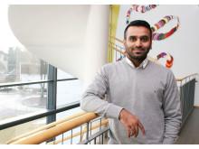 Tehseen Aslam - Högskolan i Skövdes första egna doktor