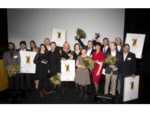 Vinnarna i Arla Guldko 2015