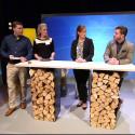 Medlemmarna Angelica Alm och Göte Brunasso berättar om sina Shareville-portföljer (Nordnet-Live 2015)