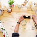 Photowall tutorial - how to make a wallpaper lantern