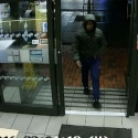 CCTV of incident in McDonalds, Romford