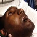 Marvin Couson's last breaths